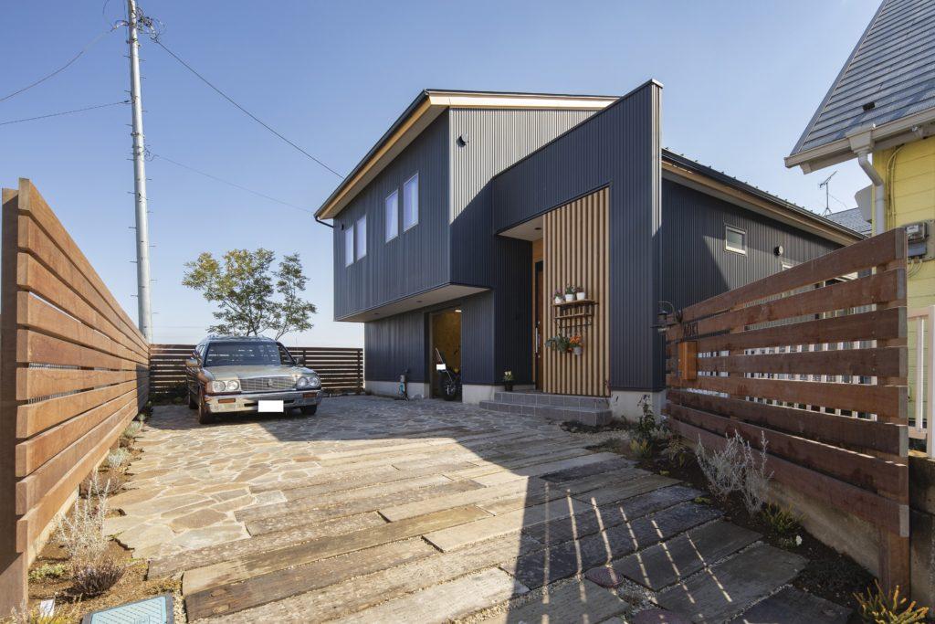 玉村町 趣味を楽しめる群馬県産材の家