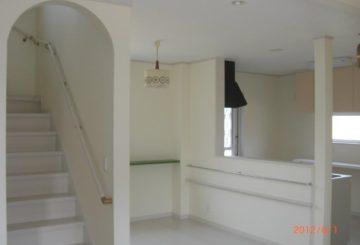 白を基調としたおしゃれな長期優良住宅