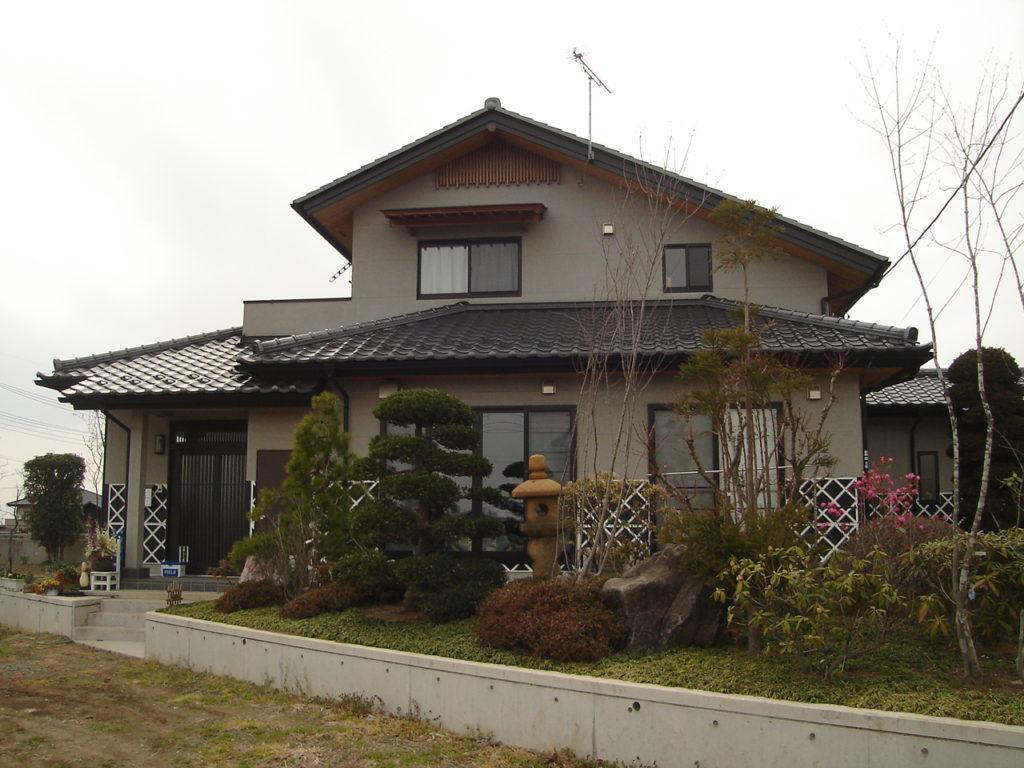 大胡町の家
