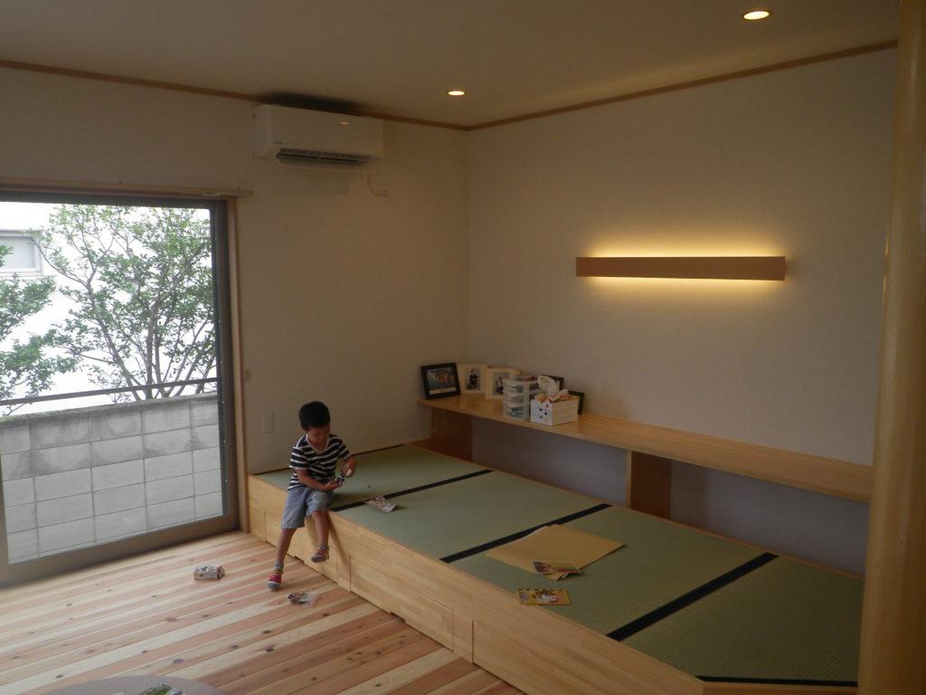 波志江町の家