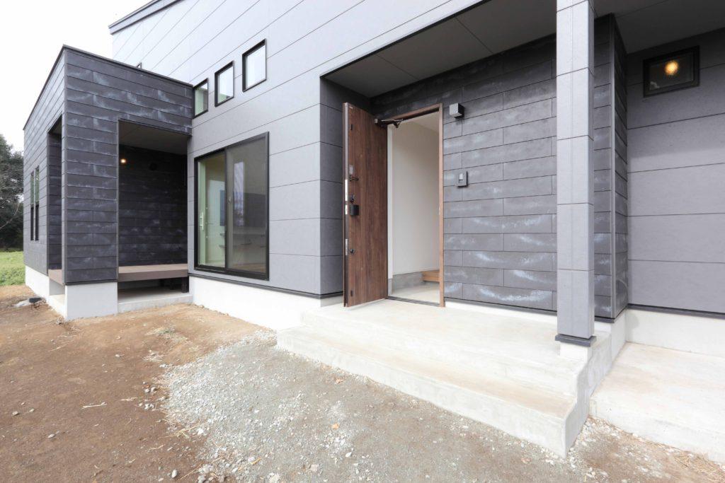 「前橋市」オーディオroomがあり外壁にSOLIDO使った 長期優良住宅