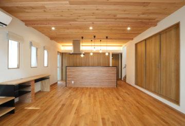 「伊勢崎市」木のぬくもりあふれる ゼロエネルギー住宅
