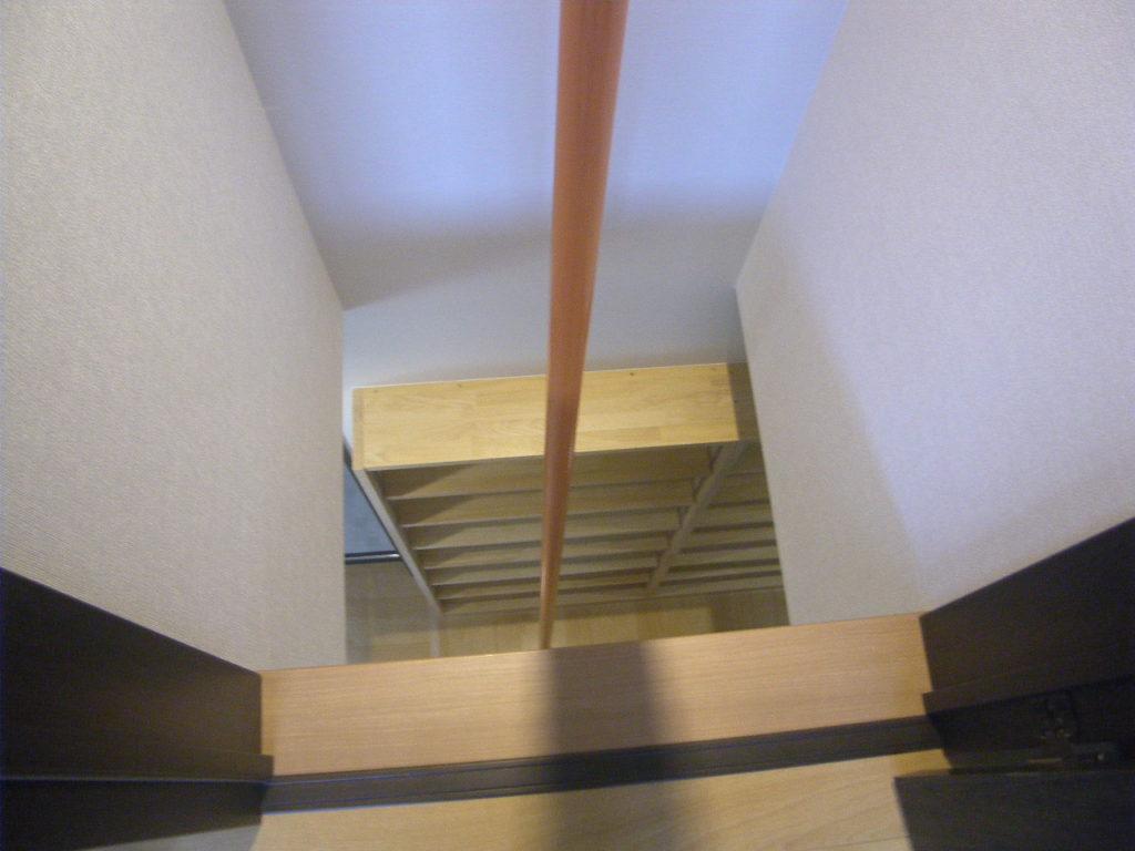 登り棒のある家 ㈱春川建設