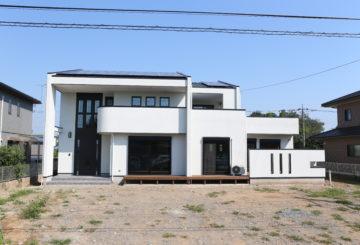 「伊勢崎市」極上スタイリッシュなモダン住宅