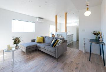 フルリノベーションで、快適で安心に過ごせる家。