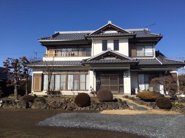 耐久性と快適性を実現したリフォーム住宅